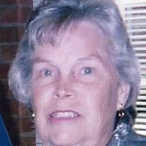 "Barbara ""Bobbie"" Ann Jones Washam"