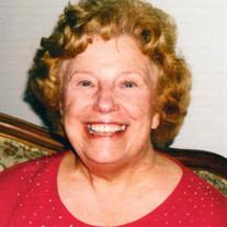 Judith Marie McClaren
