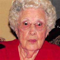 Eula Mae Benoit