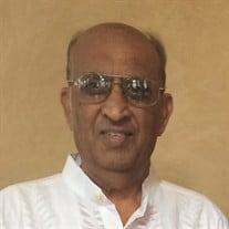 """Kanaiyalal  C. """"Kanu"""" Shah"""