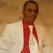 Rev. Rone F. Burgin