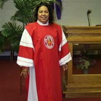 Pastor Belinda Louise Nelson Wright
