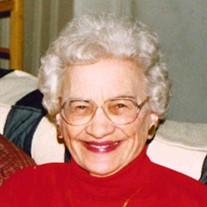 Dorothy Seymour