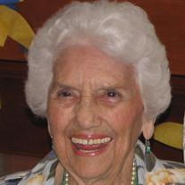 Mrs. Gloria Taber