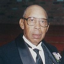 "Deacon Tommy J. ""Grandad"" ""Uncle Tommy"" Williams"