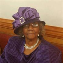Mrs. Doris Salisbury Sheppard