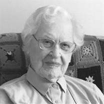 Mrs. Mary Evans Jarrell