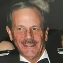 "James ""Jim"" Benson St. John"