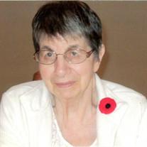 Mrs. Joan Sylvia Wikaruk