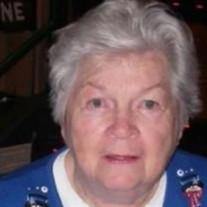 Mrs. Fay C. Brock