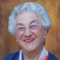 Emilia Agnes Behr