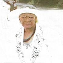 Mrs. Allean Sherman Brown