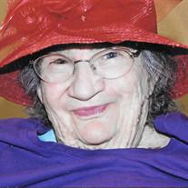 Ms. Elsie Elizabeth Webb