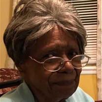 Mrs. Wilma J. Rosemond