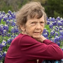 Barbara Joyce Henderson