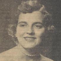 Mary V McDorman