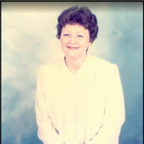 Mrs. Myrtis Marie Carter