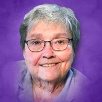 Peggy Joyce Crittenden