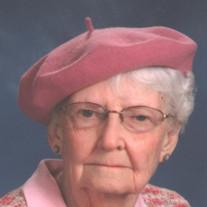 Marjorie Newcomer