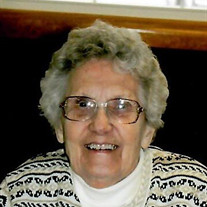 Alma Louise Placher