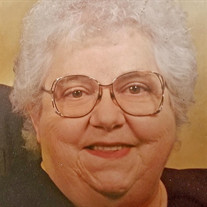 Betty Glover Woodward
