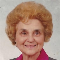 Madge Aliff Weeks