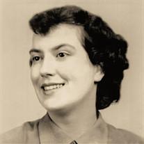 Geraldine Cleo Fowler