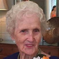 Mrs Evelyn Pierce Perdue