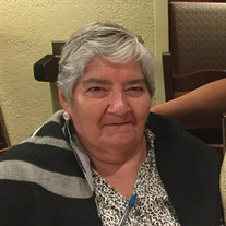 Mrs. Josefina  Elena  Sanchez Ruelas of Hanover Park