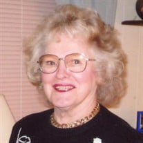 Peggy Ann Montford