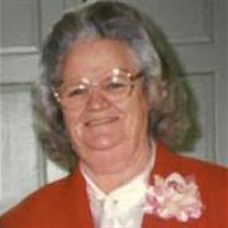 Bonnie Belle  Weatherly