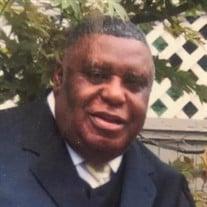 Deacon James  A. Brantley