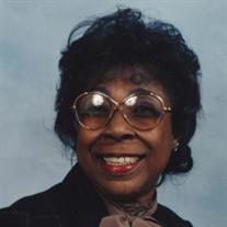 Mrs. Irma Mae  Urquhart