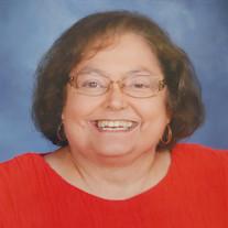 Mrs. Patricia Ann Hutchins