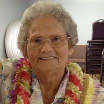 Margie Hartwick Thompson