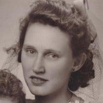 Sylvia Louise Holt