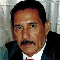 Ret. SGT. Pedro T. Rodriguez