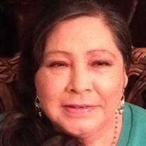 MARIA CRUZ CALDERON