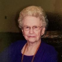 "Mrs. Nina Lee ""MaE"" McCathern Moore"