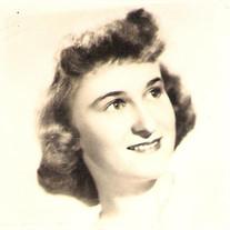 Mrs Jean Ann Castren (nee: Talbot)