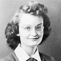 Mrs. Marjorie Mae Stephenson
