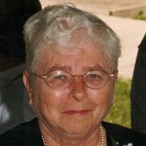 "Jacquelyn ""Jackie"" Margaret Christensen"
