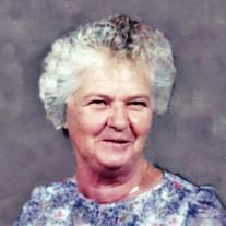 Mary Toney Cumbow