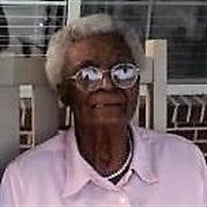Mrs. Annie Bell Lewis