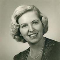 Jacqueline McDonell Buchanan
