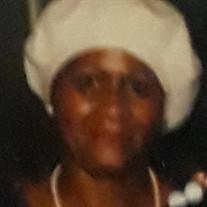 Dorothy Mae Webb