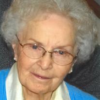 Juanita Florence (Pletcher) Smith