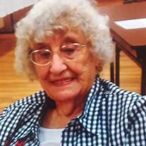 Mrs. Dorothy Burtis Calandriello
