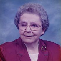 Margaret Jane Barham