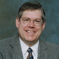 Rev. Dr. Keith James Studebaker